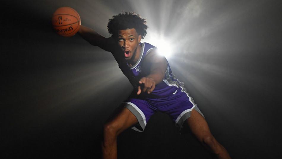 Marvin Bagley III Sacramento Kings