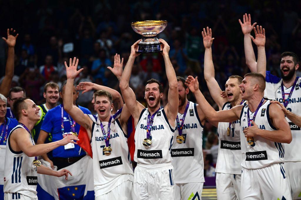 Goran Dragic Slovenia Eurobasket