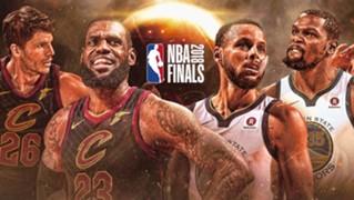 NBA Finals 2018 Golden State Warriors Cleveland Cavaliers