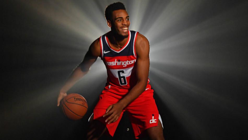 Troy Brown Jr. Washington Wizards