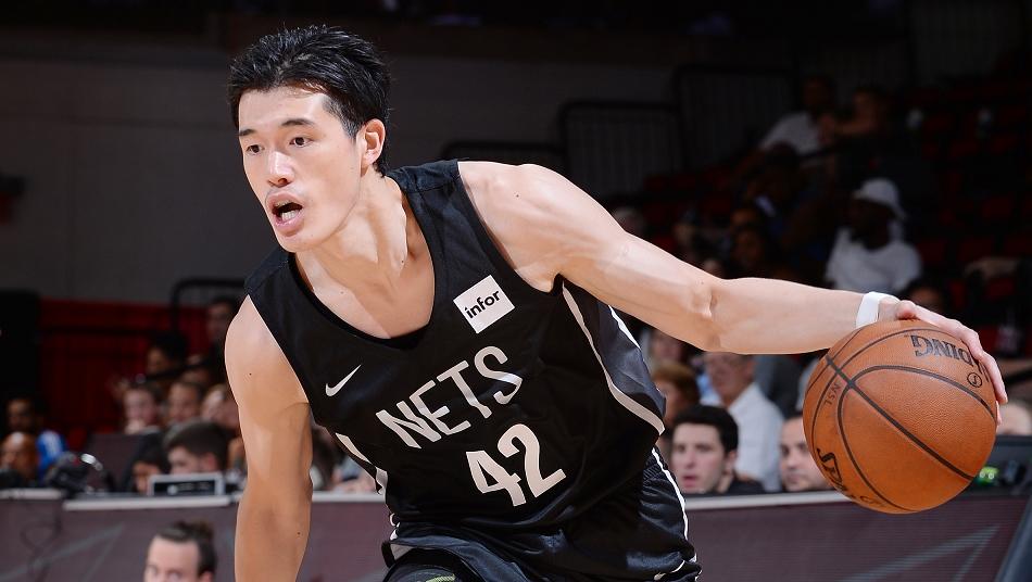 Yuta Watanabe 渡邊雄太 Nets
