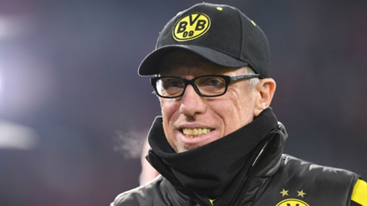 Stoger will stay at Dortmund if 'everything fits'