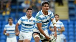 Argentina back-rower Pablo Matera