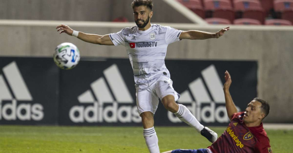 Real Salt Lake 1-3 Los Angeles FC: LAFC cruise to MLS win