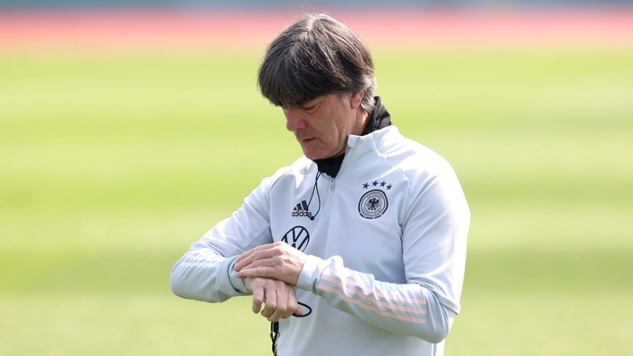 Time is nearly up for Joachim Low with Germany, but he hopes to finish in style.