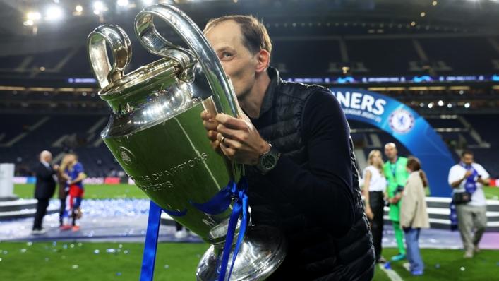 Thomas Tuchel will aim to add domestic success to European glory
