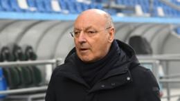 Inter CEO Giuseppe Marotta