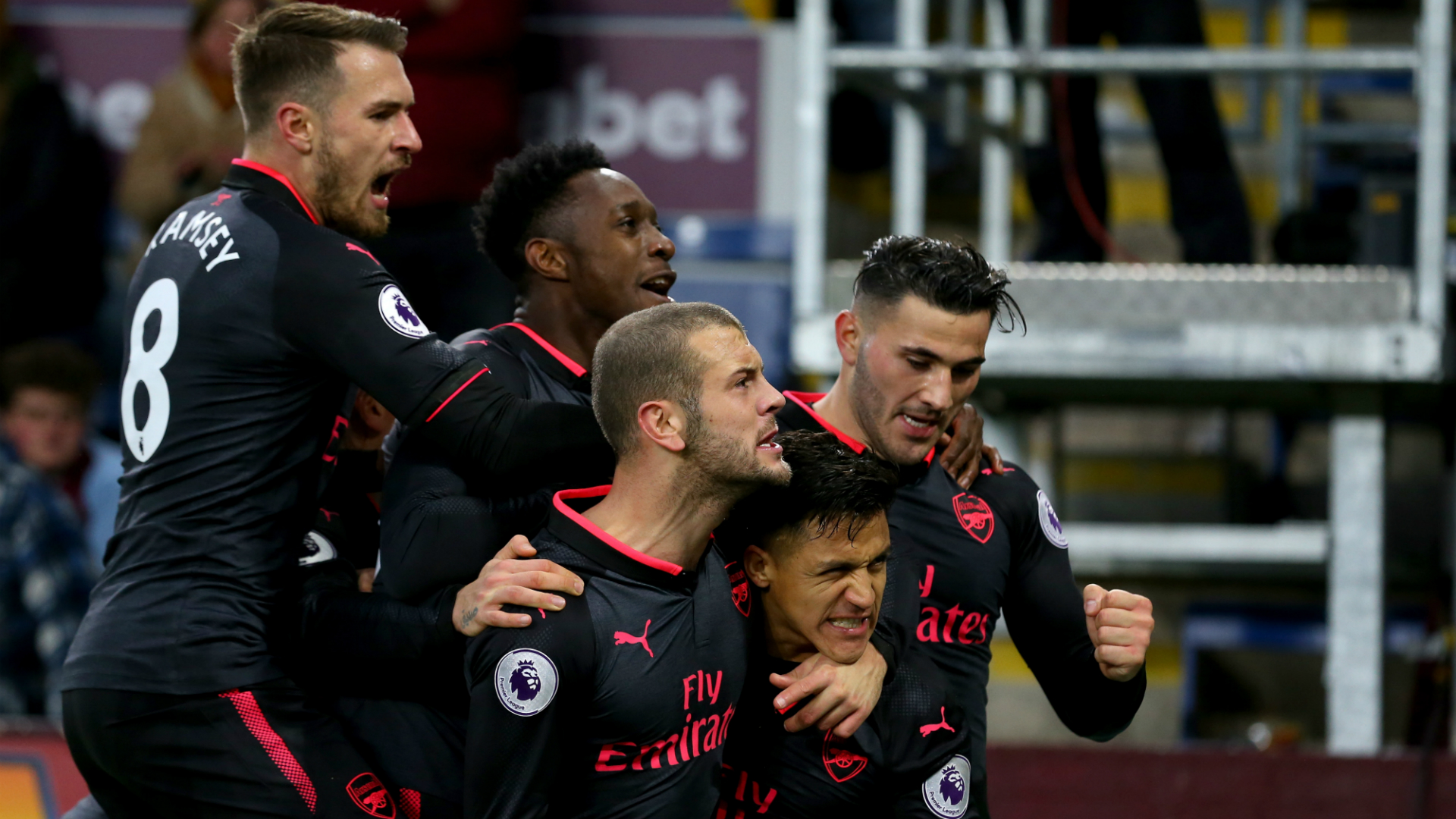 'The hand of Kos!' - Arsenal troll Burnley with throwback goals compilation
