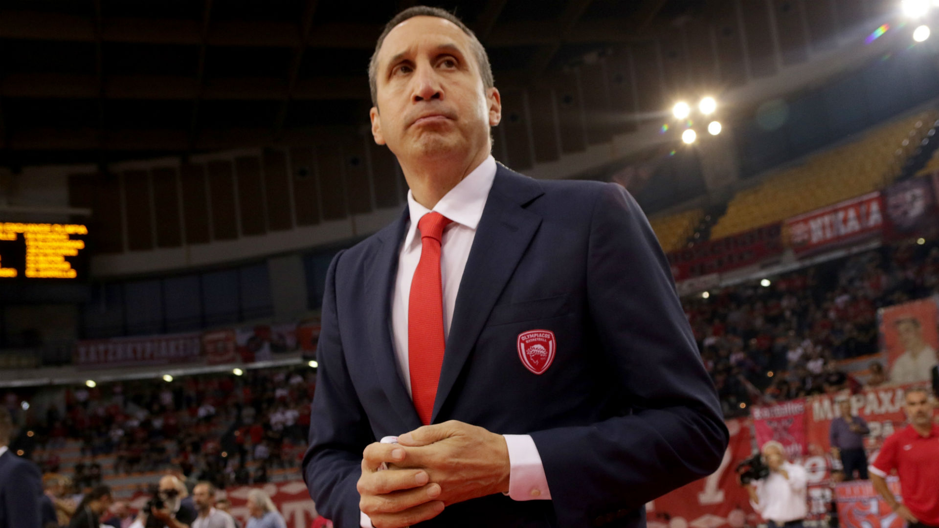Former Cavaliers coach David Blatt diagnosed with multiple sclerosis