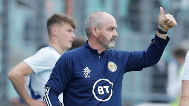 Scotland boss Steve Clarke will hope his game plan can topple England