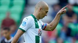 Arjen Robben has retired again