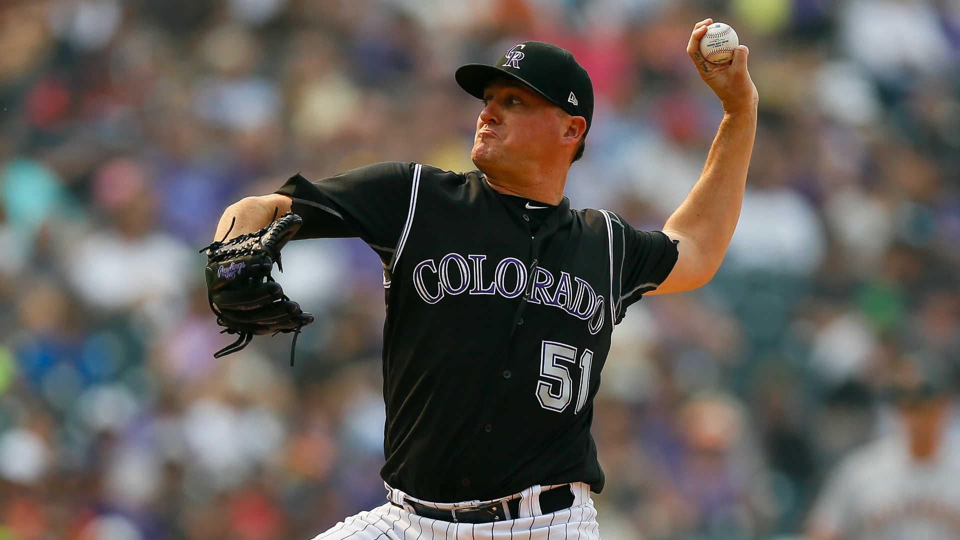 MLB free agent rumors: Rockies bolster bullpen, close in on Greg Holland deal