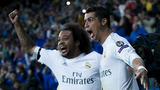 Marcelo: Real Madrid miss 'best in the world' Ronaldo