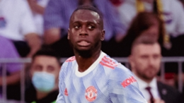 Aaron Wan-Bissaka will be available for Manchester United's next Champions League match