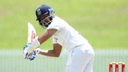 India batsman Prithvi Shaw