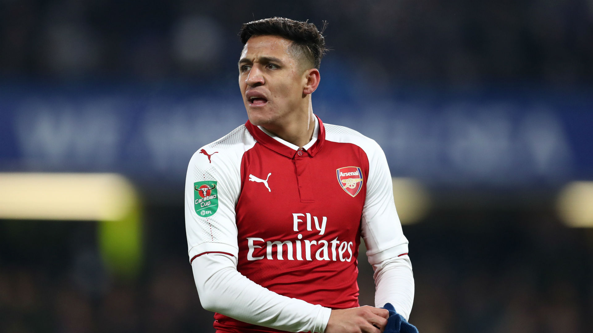 'I want him to stay for longer' – Wenger still hopeful Alexis won't depart