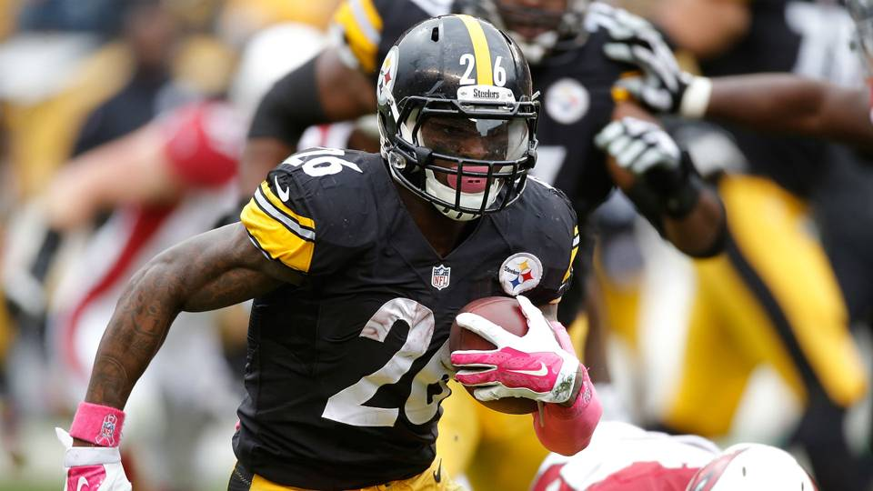 NFL trade rumors: Steelers still haven't ruled out dealing RB Le'Veon Bell