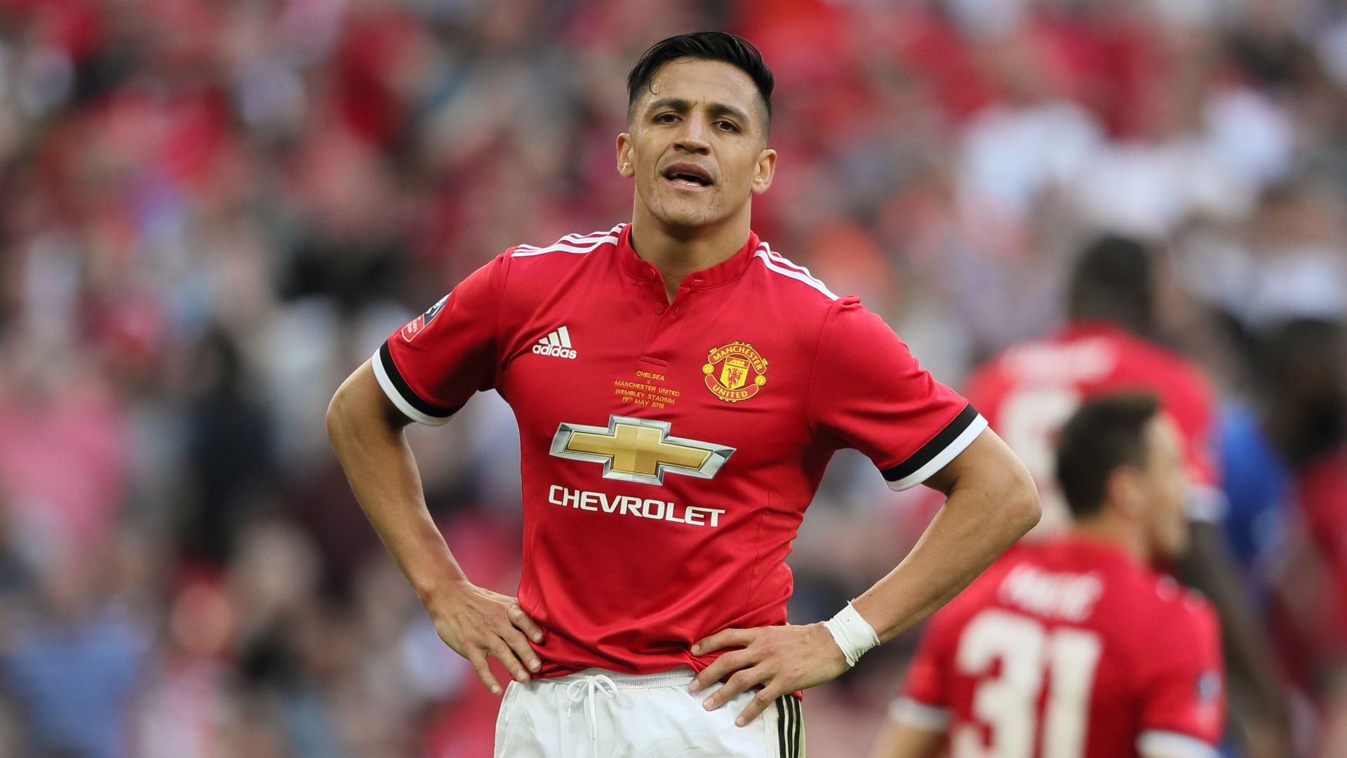 Manchester United kick-off pre-season training in America without Alexis Sanchez