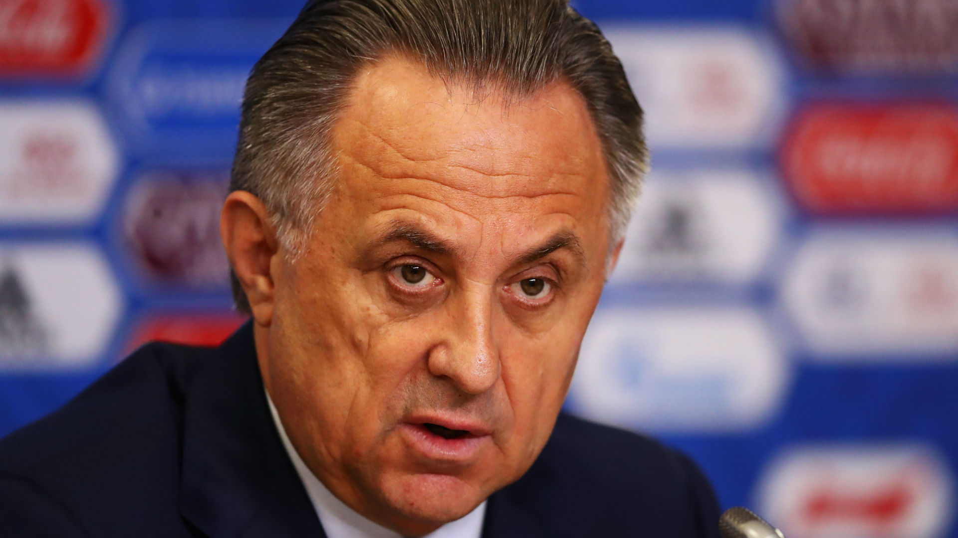 World Cup 2018 chief Mutko to fight doping ban but refuses to resign