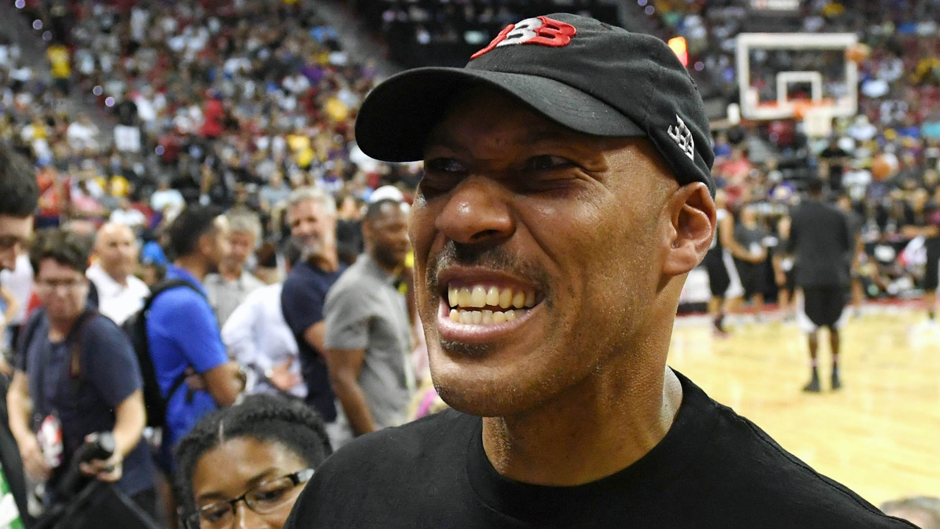 LaVar Ball has millions of reasons to be grateful to President Donald Trump