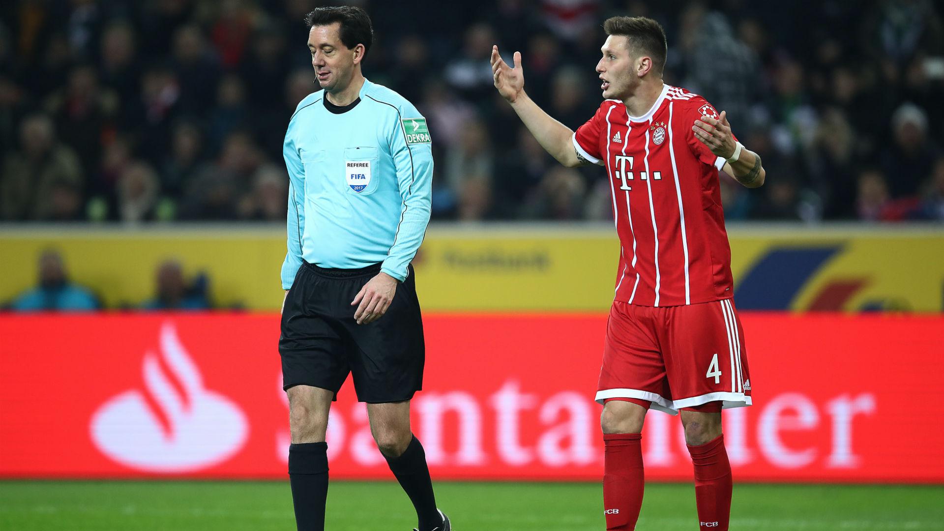 Borussia Monchengladbach 2-1 Bayern Munich