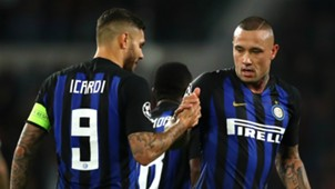 Mauro Icardi and Radja Nainggolan - cropped