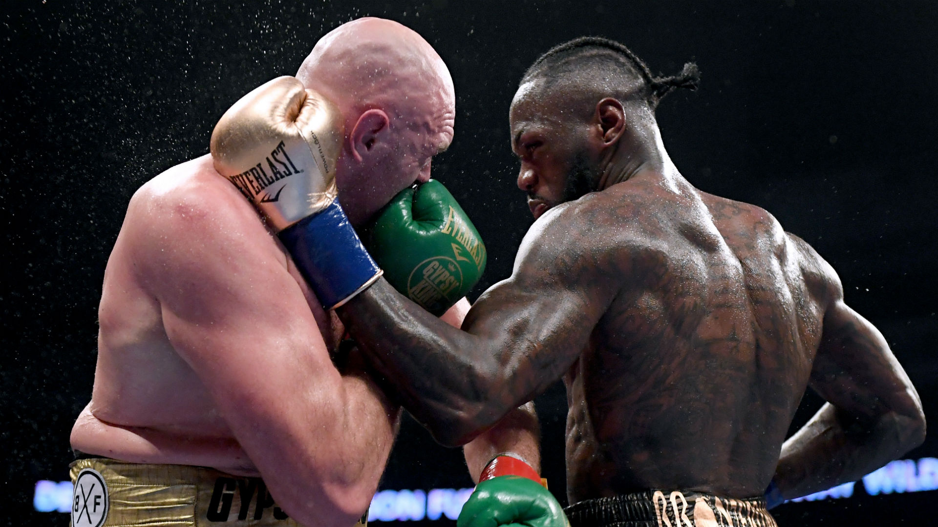 Tyson Fury announces date for Deontay Wilder rematch