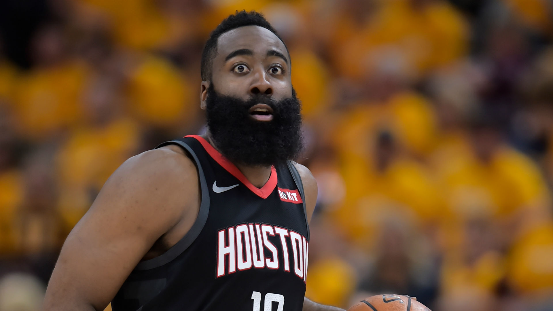 NBA confirms Warriors didn't foul James Harden | Sporting News
