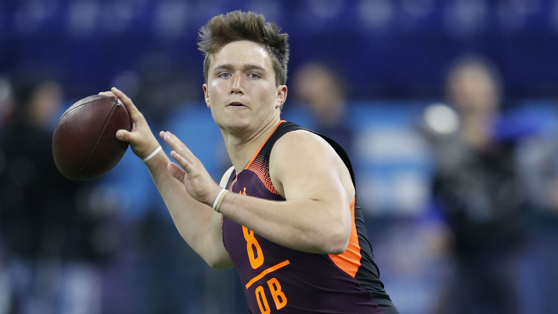 Broncos' contract negotiations stall with 2nd-round pick Drew Lock, report says