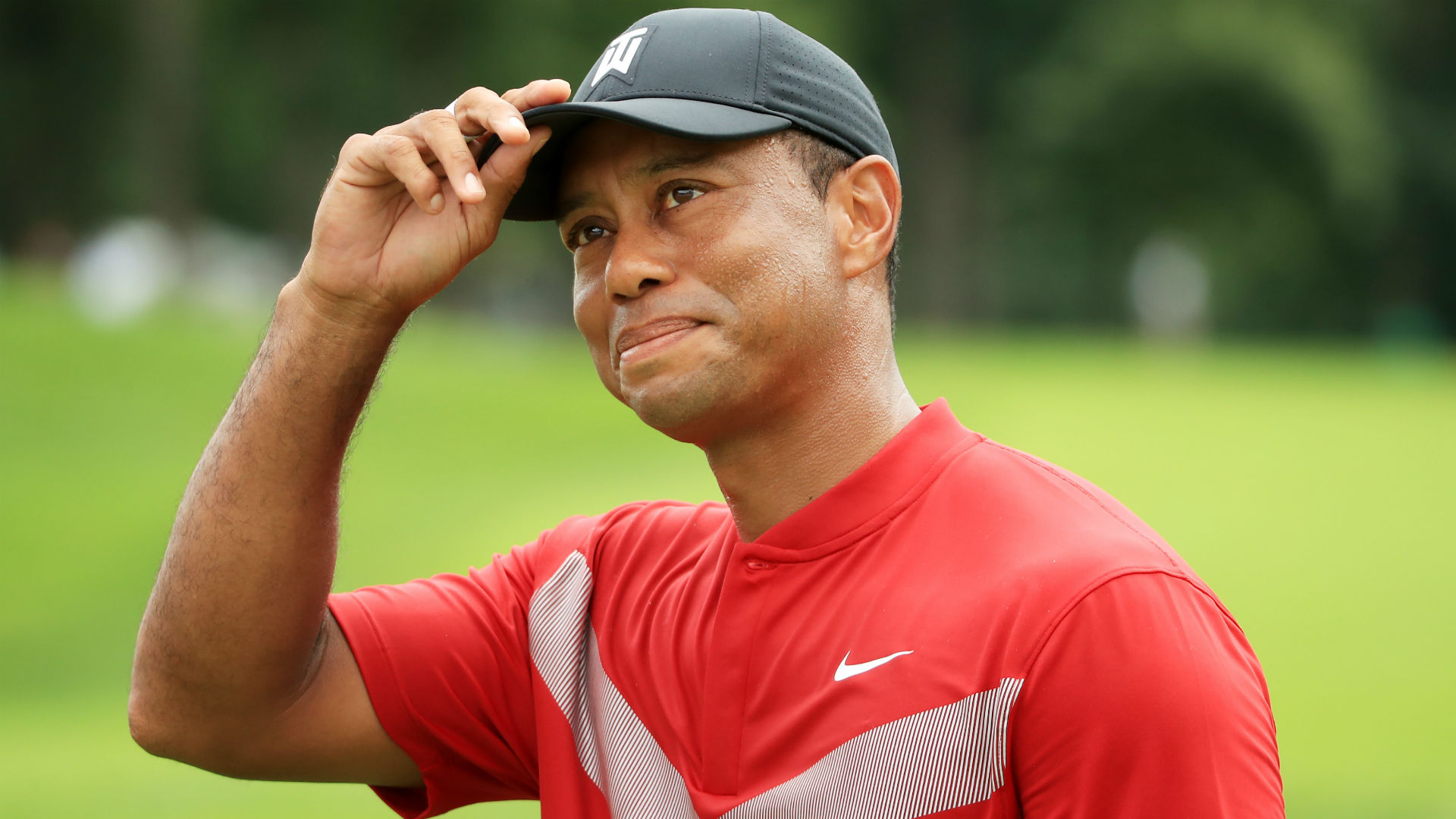 Tiger Woods on missing Tour Championship: 'I'll be watching the guys on TV'