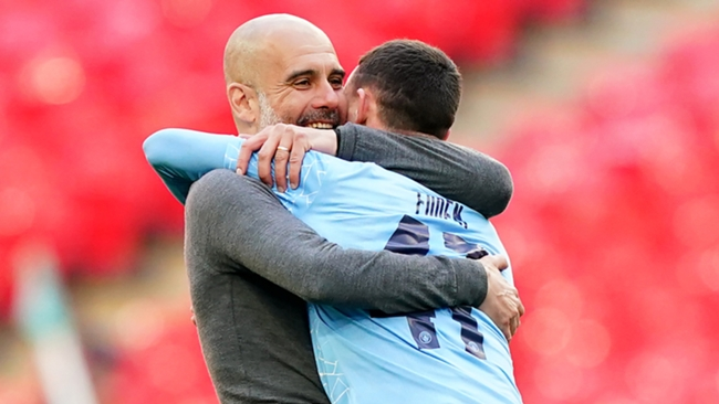 Pep Guardiola now trusts Phil Foden, according to former Manchester City boss Stuart Pearce.