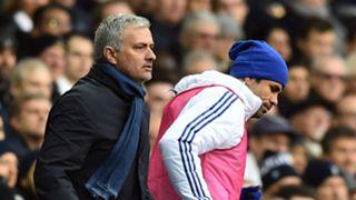Jose Mourinho Diego Costa - cropped
