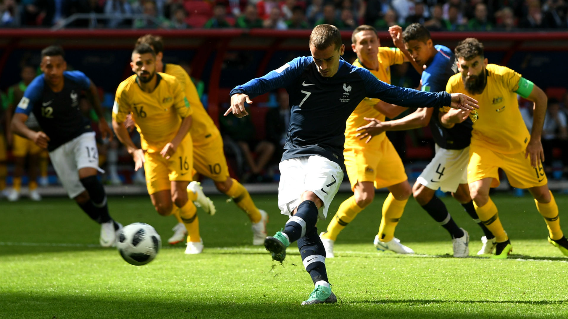 Socceroos' France clash a ratings victor for SBS