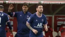 Mauricio Pochettino is hopeful over Lionel Messi's fitness