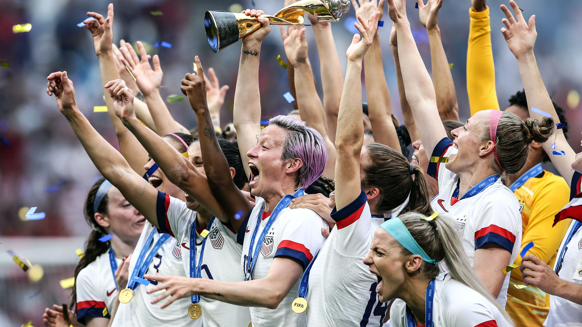 Five key quotes from USWNT star Megan Rapinoe's CNN appearance after World Cup win