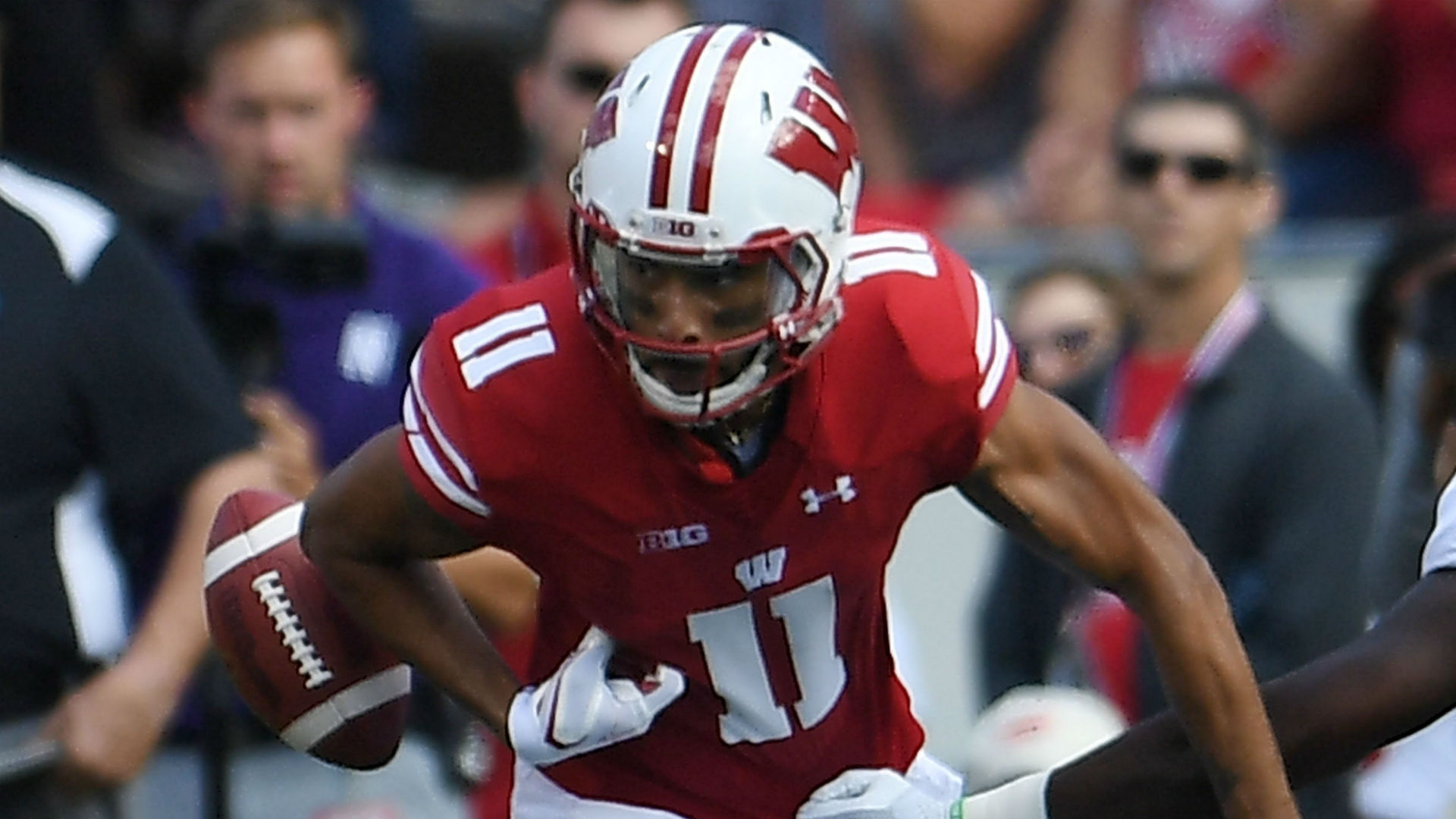 No. 5 Wisconsin dealing with several injuries ahead of clash with No. 19 Michigan