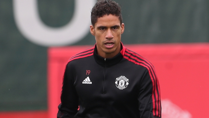 Raphael Varane may be handed his first Premier League start for Manchester United at Wolves