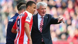 Peter Odemwingie Mark Hughes - cropped