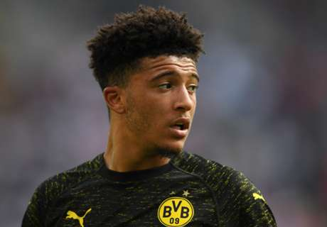 Sancho wins Bundesliga Player of the Month