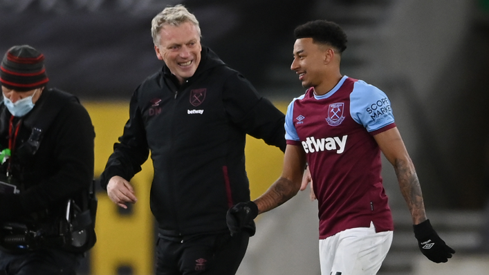 David Moyes would desperately love to bring Jesse Lingard back to West Ham this summer