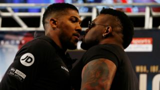 Anthony Joshua Jarrell Miller - cropped