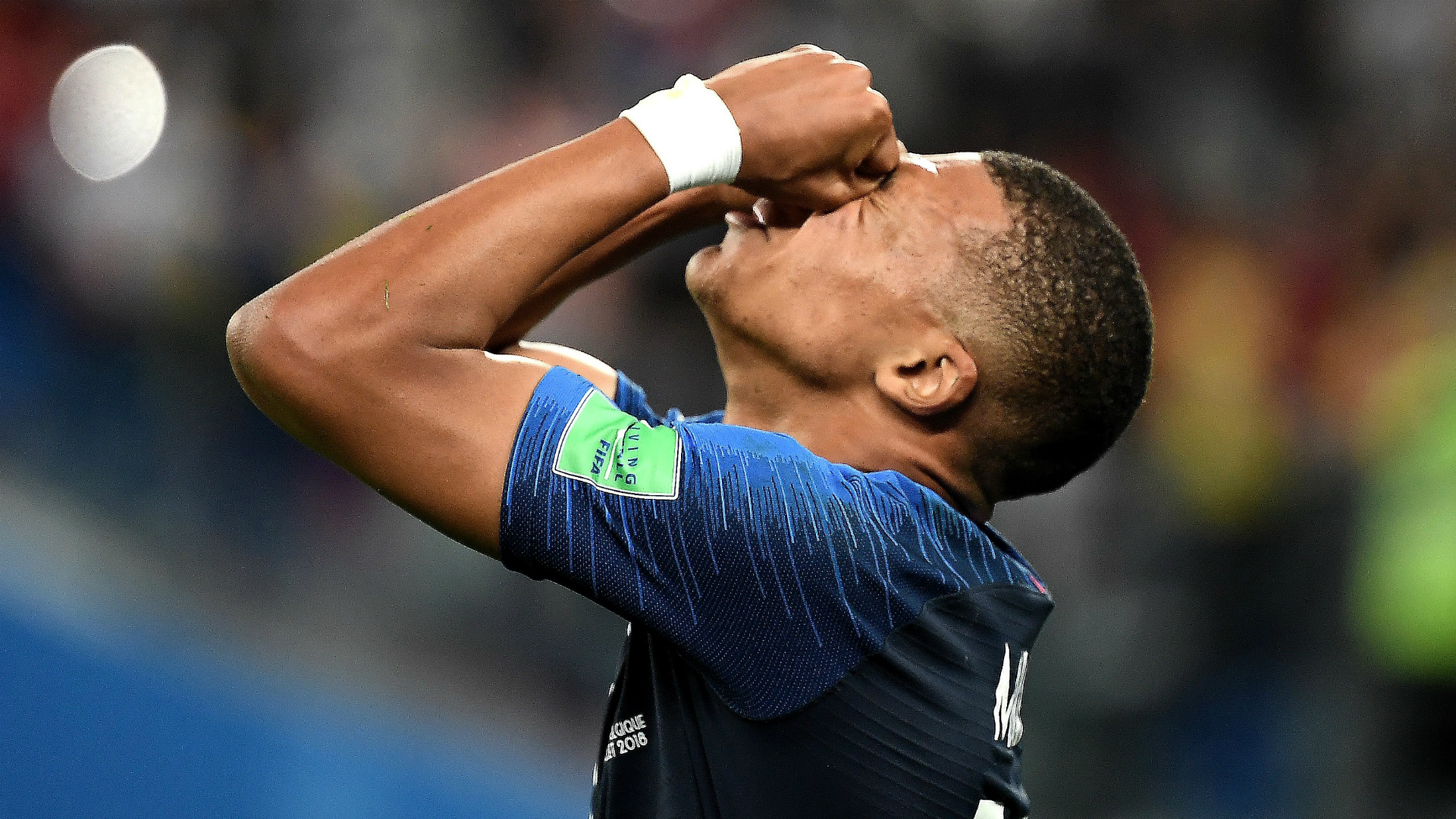 Mbappe On Whether He Can Beat Ronaldo To The Ballon D'Or