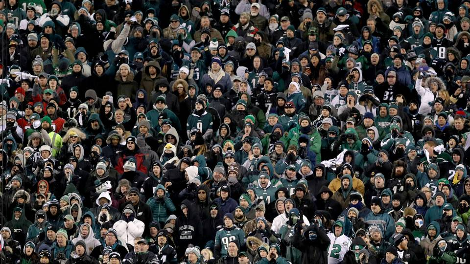 Vikings fans warned to be careful around Eagles fans in Philadelphia