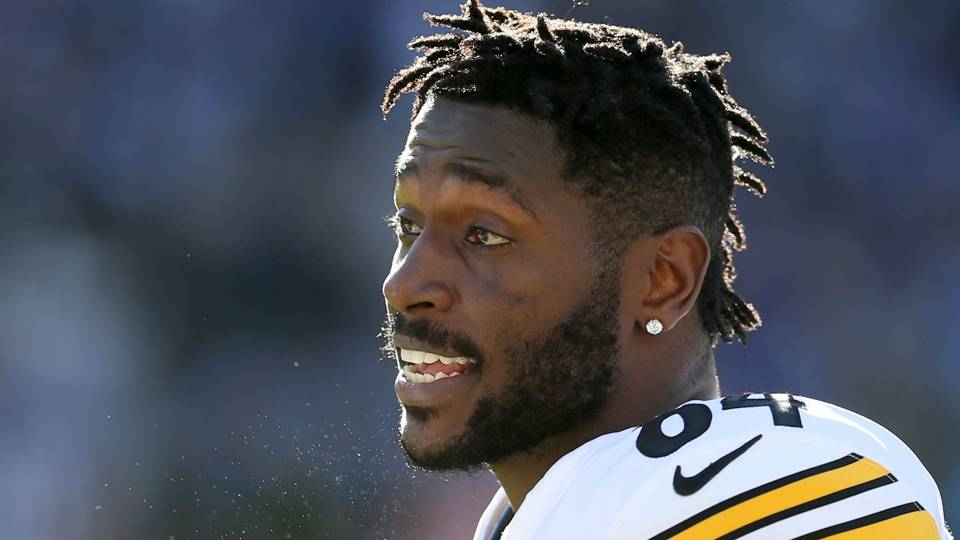 Antonio Brown opens up about Steelers' final game, Ben Roethlisberger on Lebron James' 'The Shop'