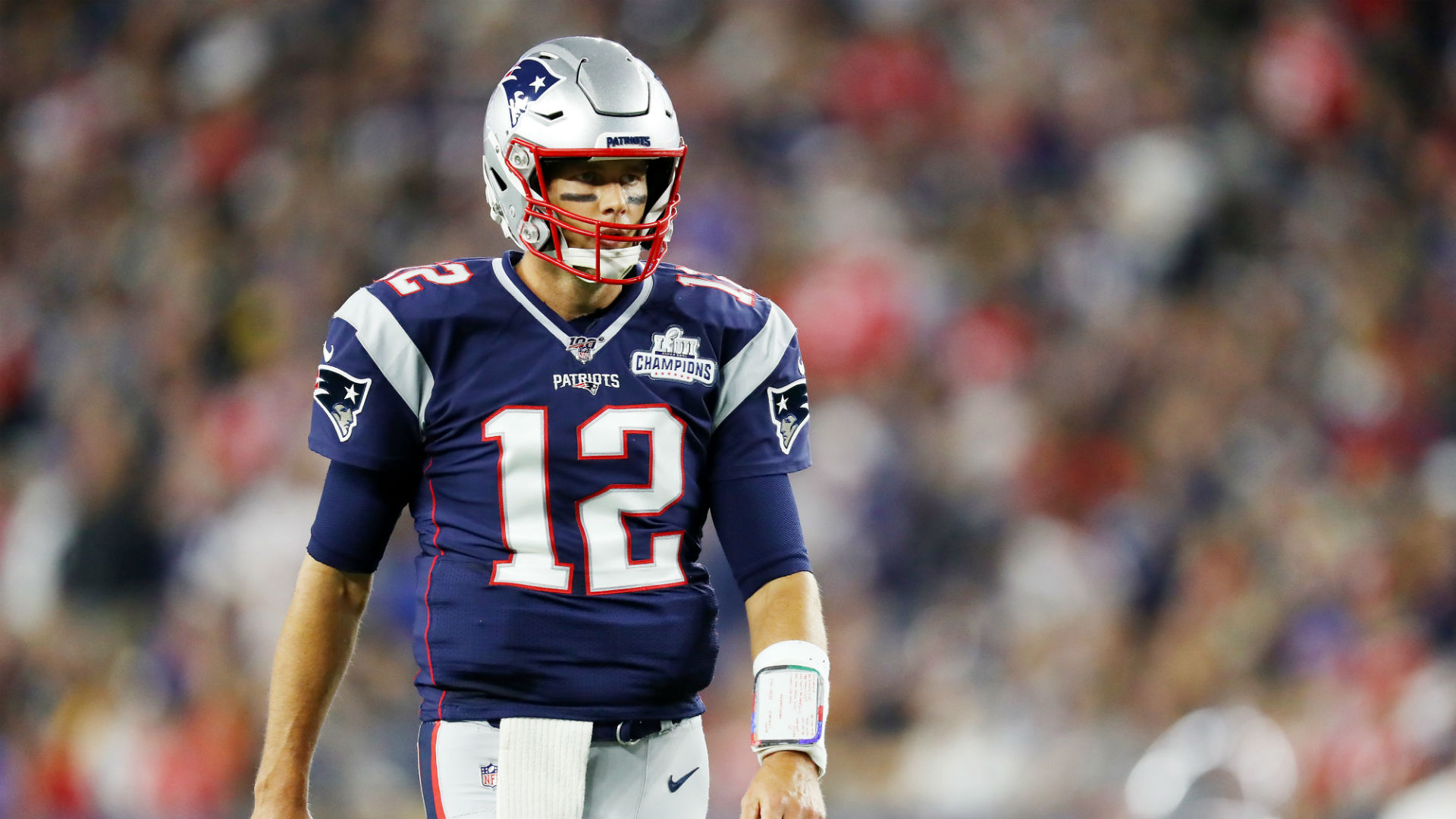 Tom Brady injury update: Patriots star (calf) limited practice participant