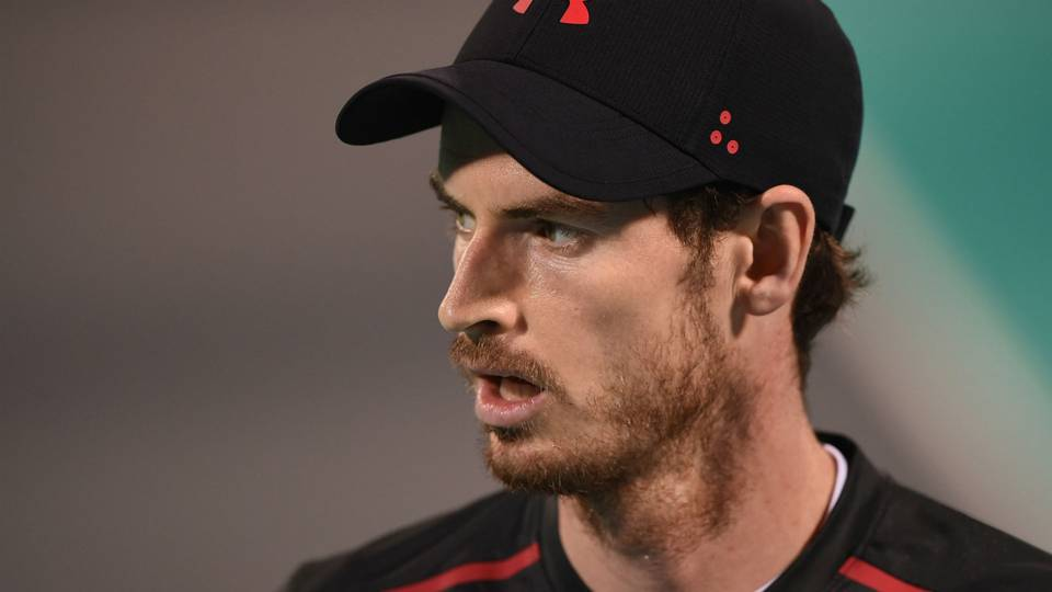 Andy Murray withdraws in Brisbane, Australian Open in serious doubt