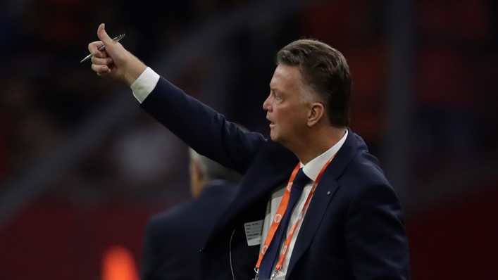 Louis van Gaal has made a positive start to his latest Netherlands stint