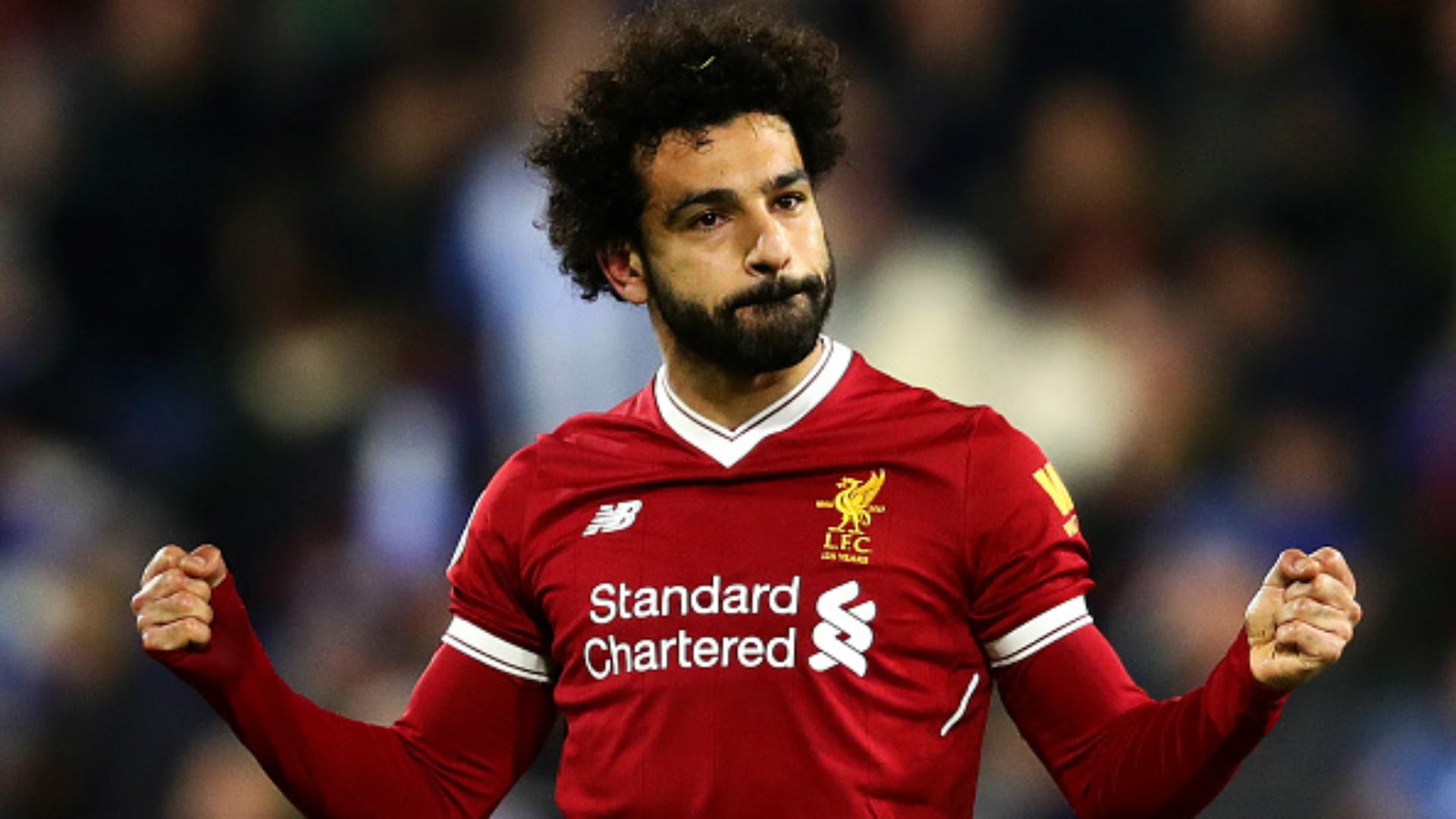 Salah has world's best left foot? Don't forget Messi – Klopp