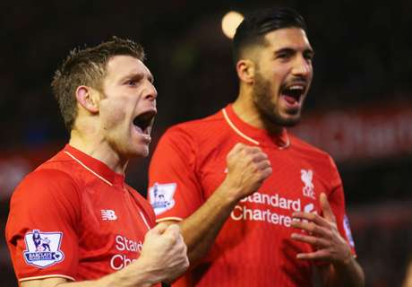 Milner and Can cleared for Champions League final