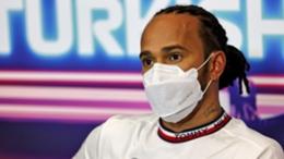 Formula One defending champion Lewis Hamilton